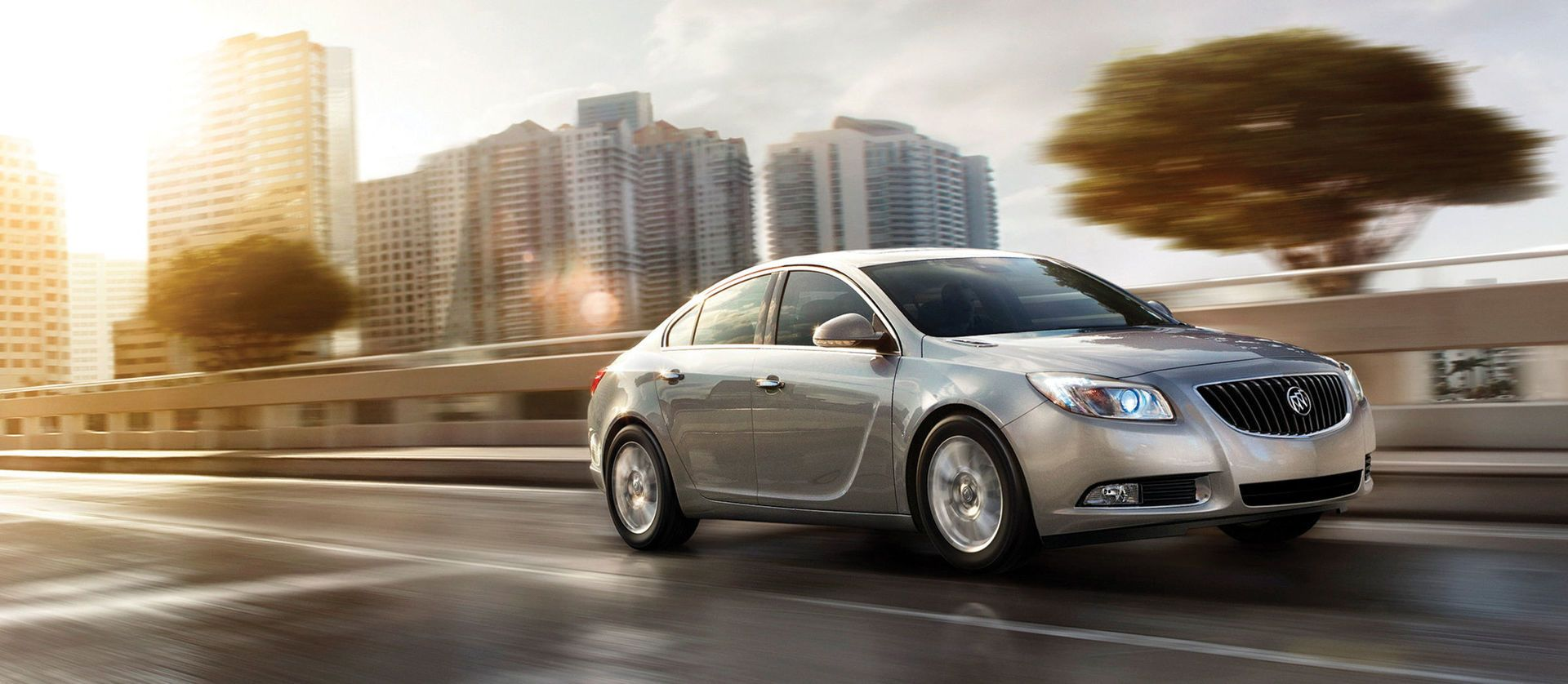 Clean Buick Lacrosse Car